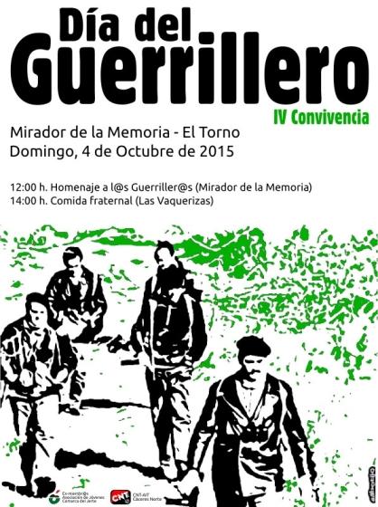 IV Dia Guerrillero 2015